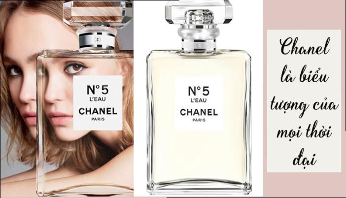 Chanel là biểu tượng cho mọi thời đại