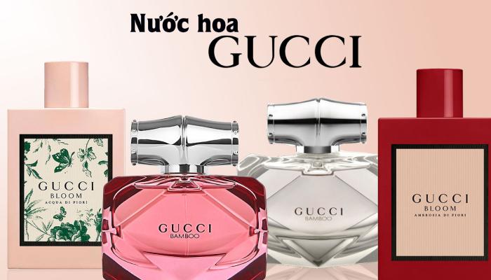 Nước hoa Gucci