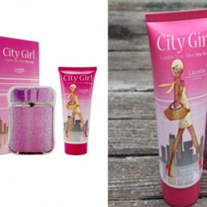Nước hoa nữCity Girl New York Gift Set