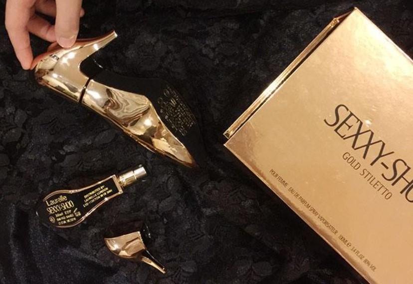 Kim ngưu - Nước hoa nữ Sexxy Shoo Gold 100ml