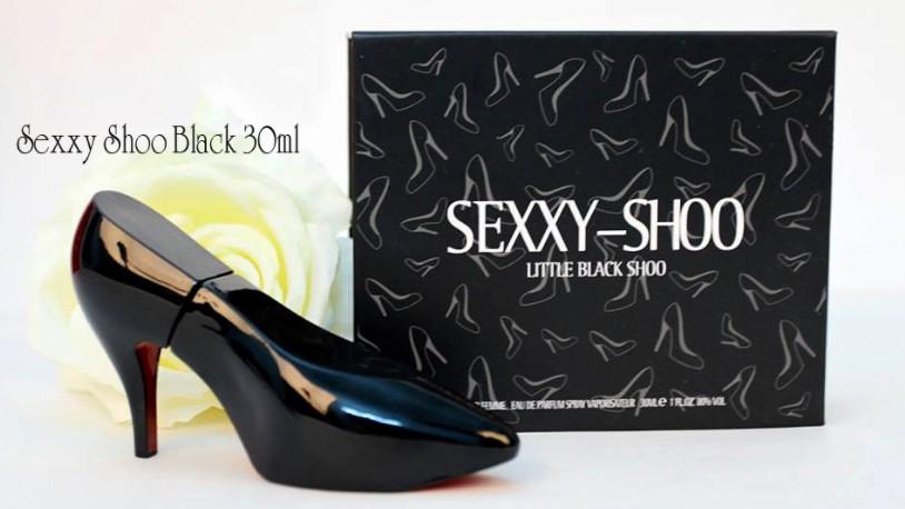Sư Tử - Sexxy shoo Black 30ml
