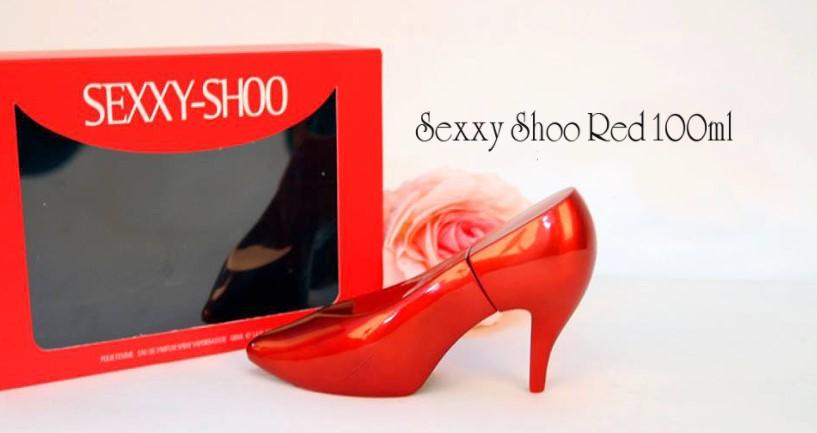 Thiên Yết - Sexxy shoo red 100ml