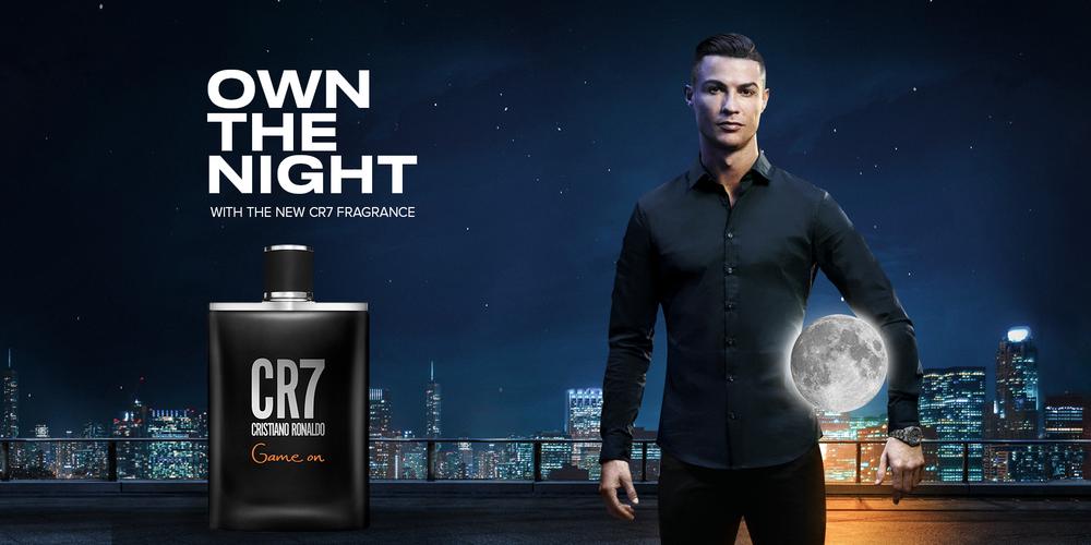 Nước Hoa Cristiano Ronaldo