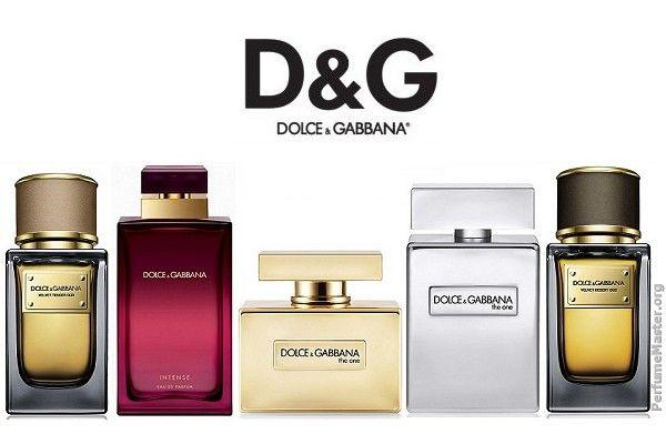 Nước hoa Dolce & Gabbana