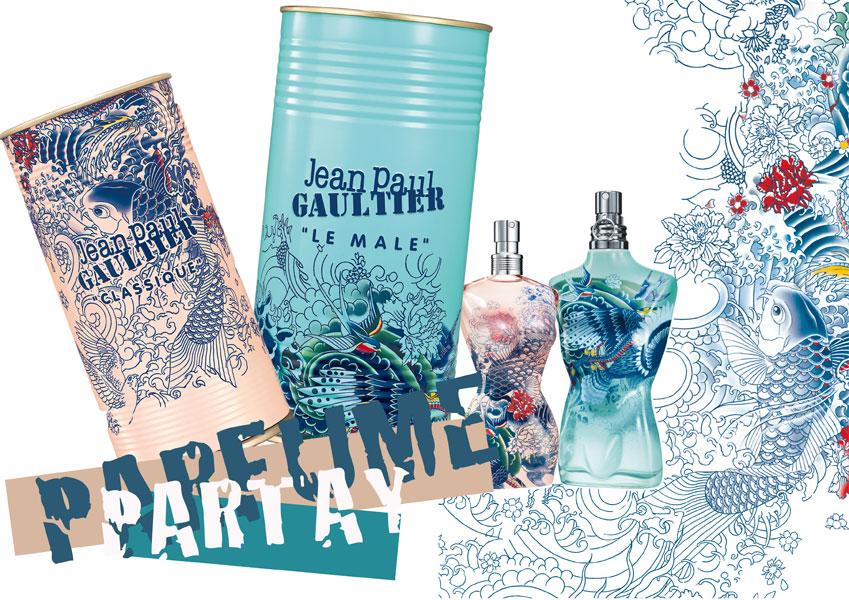 Nước hoa Jean Paul Gaultier