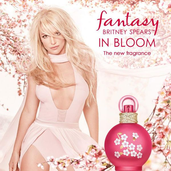 nước hoa Britney Spear