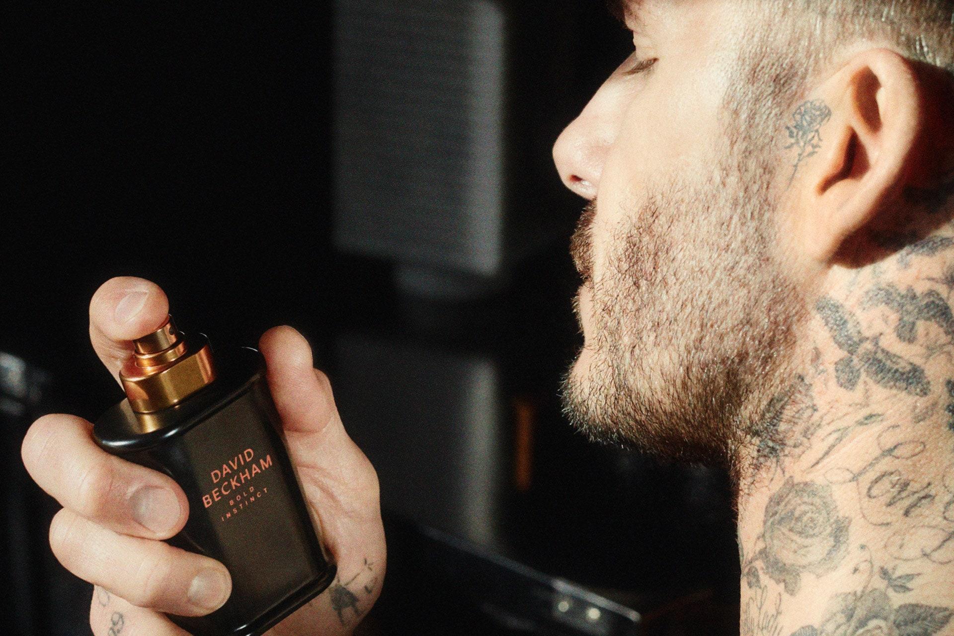 nước hoa David Beckham