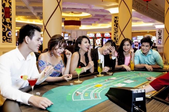 Ngành cờ bạc đa số là những người có tiền đến tham gia chơi